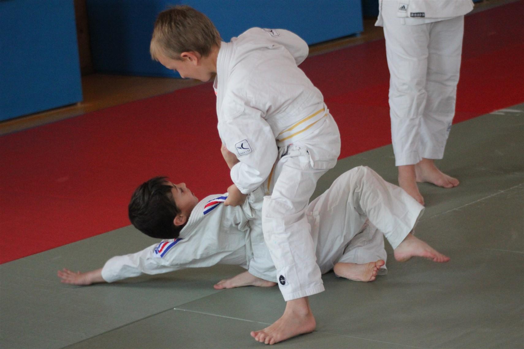 Judo 5/6 ans